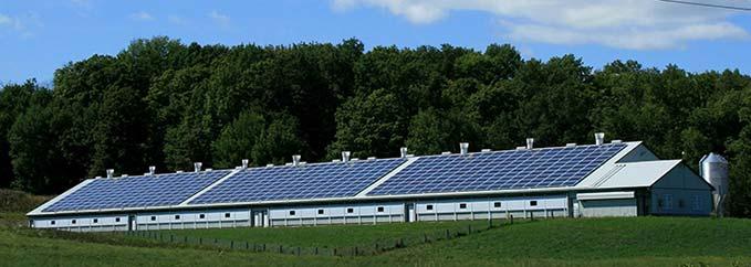 Cómo funciona un panel solar