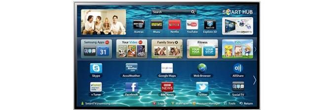 Saber cómo funciona un Smart TV
