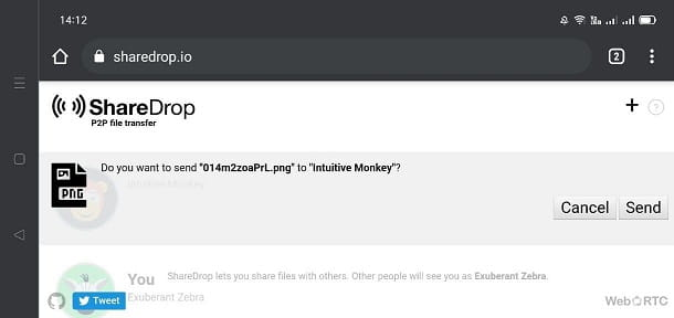 Cómo transferir archivos de Android a iPhone