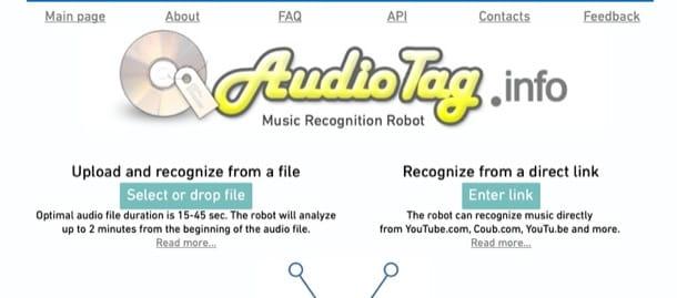 Etiqueta de audio