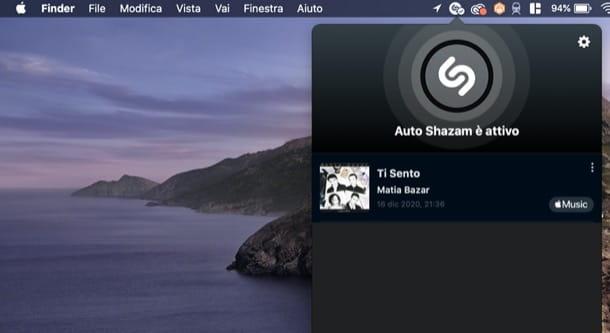 Shazam Mac