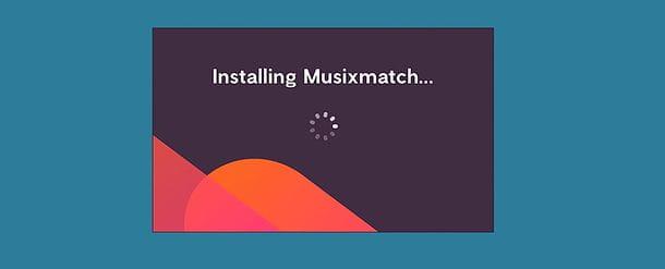 Instalar Musixmatch
