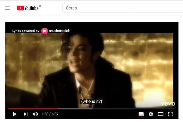 Musixmatch YouTube
