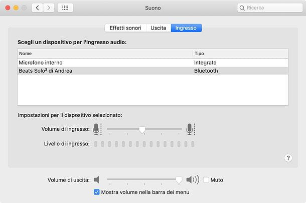 Cómo escuchar el micrófono en los altavoces de Mac