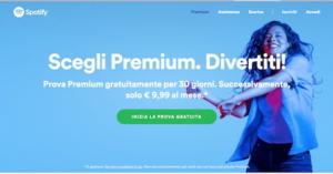 Cómo activar Spotify Premium
