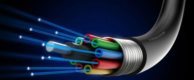 Saber cómo funciona la fibra óptica