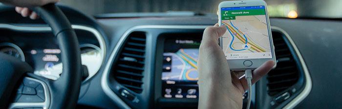 Cómo funciona el GPS