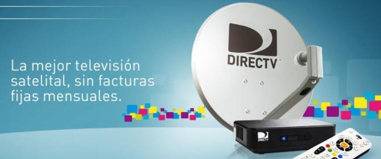 Cómo funciona Directv prepago