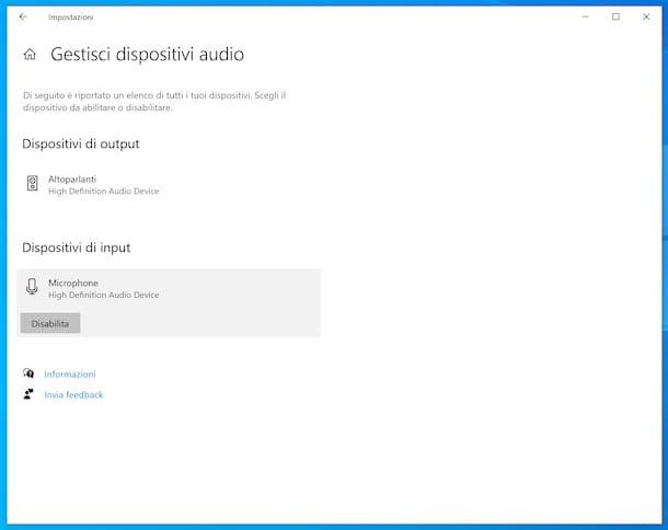 Configuración del micrófono de Windows 10
