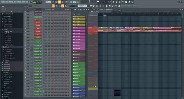Proyecto FLStudio